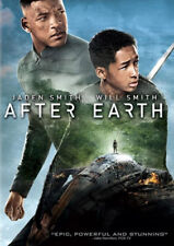 After Earth DVD NEW