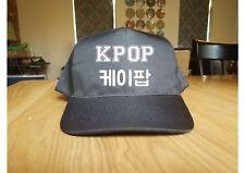 Imprimé Baseball Cap K Pop Corée K Drama SEOUL Fashion Cool Knit Caps Neuf Cadeau