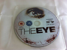 The Eye - DVD R2 Horror Occult Movie 2004 - DISC ONLY in Plastic Sleeve