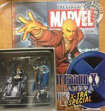 Eaglemoss Classic MARVEL Special Figurine Collection - PROFESSOR X AND LILANDRA