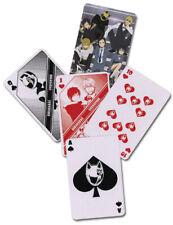 DURARARA!! - PLAYING CARD DECK - 52 CARDS - BRAND NEW - 2037