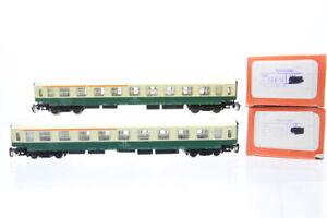 TT BTTB 13616 DR Schnellzugwagen 1./2. Kl. Personenwagen coach Konvolut +OVP/J21