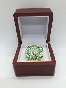 1968 New York Jets Joe Namath Super Bowl Championship Ring Set with Display Box