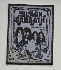 BLACK Sabbath-band-patch - 9,7 CM x 7,4 cm - 164318