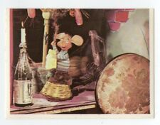 figurina TOPO GIGIO ALBI PER LA GIOVENTU' 1975 EDIZIONI PEREGO IMPERIA numero 43
