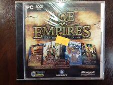 "PC DVD-ROM ""Age of Empires. Платиновое издание (4 в 1)"" BRAND NEW- NEVER OPENED"