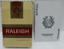 MAZZO DI CARTE BRIDGE-RAILEGH-THE UNITED STATES PLAYING CARD CO.