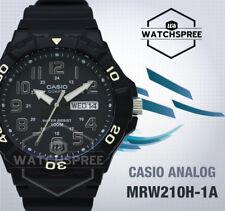 Casio Men's Diver Look Series Watch MRW210H-1A