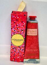 L'Occitane ROSES ES REINES (Pivoine) Flora Hand Nail Cream 30ml/1oz
