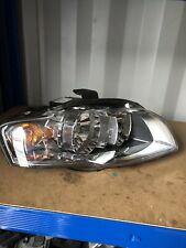 AUDI A4 2001-2005 Headlight RH Right OS Offside Drivers Not Cabriolet