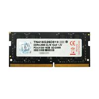V-Color 16GB DDR4 PC4-21300 2666MHz SoDimm Laptop RAM   TN416G26D819-SB