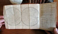 American Geography 1807 Jedidiah Morse old book World & North America maps