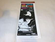 PAUL WELLER - DAYS OF SPEED!!!!!!!!! PUBLICITE / ADVERT