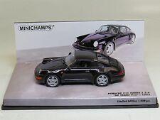 Porsche 911 Turbo S 3.6 Minichamps 1:43 Very rare!!! (30 years 911)