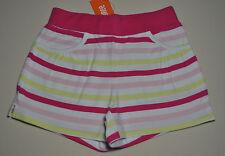 Gymboree girl size L Large 10 - 12 striped shorts NWT short bottoms