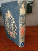 Livre d'histoire ancien de 1850 doré l'Angleterre sous les 3 Edouard illustré