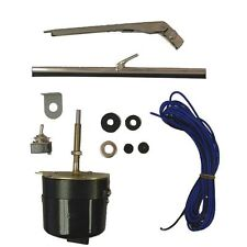 Omix-ADA Windshield Wiper Motor Conversion Kit, 12 Volt; 41-68 Willys 19101.02