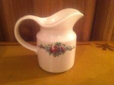 PFALTZGRAFF HOLLY JOY -  Creamer & Heart Shape /Candle Holder