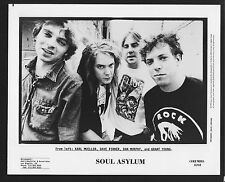 VINTAGE ORIGINAL Ltd Edition Promo Photo 8x10 Soul Asylum 1992