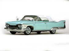 1:18 Plymouth Fury Convertible 1960 1/18 • SUNSTAR 5411