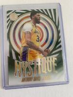 Anthony Davis 2019-20 Panini Illusions Mystique Acetate Lakers 3/5 Finals MVP?