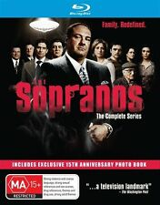 Foreign Language Box Set DVD & The Sopranos Blu-ray Discs