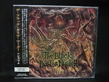 THE BLACK DAHLIA MURDER Abysmal JAPAN CD Arsis Despised Icon Goratory Unbodied