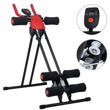 5 Mins Shaper Power Fit AB Rocket Coaster Total Gym Fitness Twister Max Trainer