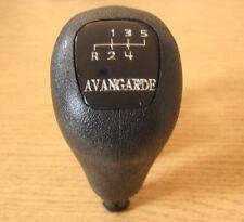GEAR Shift KNOB 5 velocità AVANTGARDE MERCEDES CLASSE C E CLK w202 w210 w208