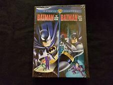 Batman The Legend Begins & Batman Tales Of The Dark Knight 2 DVD Set