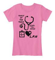 Nurse Love National Week 2019 Lpn Women's Premium Tee T-Shirt