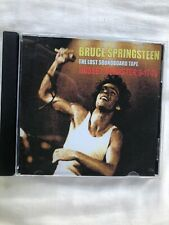 Bruce Springsteen - The Lost Soundboard Tape- HUSSEY REMASTER- 3 CDr- My Copy.