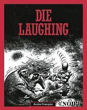 DIE LAUGHING - FRANQUIN, ANDRE - NEW HARDCOVER