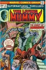 Supernatural thrillers # 15 (Living Mummy) (Estados Unidos, 1975)