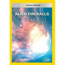 ALIEN FIREBALLS NEW DVD