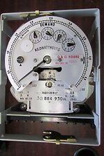 NEW GE GENERAL ELECTRIC 700X95G17 Kilowatt Hours Demand Meter DSMW 63