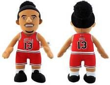 "NWT Chicago Bulls NBA #13 Joakim Noah 10"" Plush Doll by Bleacher Creatures"
