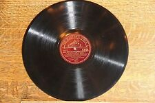 78 1920s Uncle Mac's Favourite Hymns for Children HIS MASTER'S VOICE B.D.979 E-