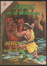 Joyas De La Mitologia Hercules Nº 17 Comic Spanish Mexican Novaro