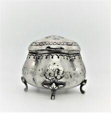 Portagioie argento - Venezia  XIX secolo - Molecola