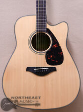 Yamaha FGX800C Acoustic Electric Dreadnought Guitar