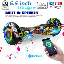 Electric Hoverboard Smart Self Balancing Scooter Hover board Ul Certified no Bag
