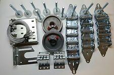Garage door hardware kit Medium Duty 14 GA - 16x7 or 18x7