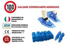 100 pezzi Copriscarpe Calzari Copriscarpa Coprire le scarpe Monouso usa e getta