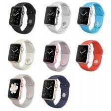 Apple Watch Series 2 42mm Aluminum Case Black Sport Band - (MP062LL/A)