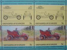1903 WINTON Motor Carriage Car 50-Stamp Sheet / Auto 100 Leaders of the World
