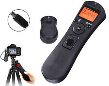 JINTU Wireless Remote Shutter Release Fo Nikon D7100 D7000 D5100 D3100 D3300 D90