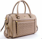 KATE SPADE Delaney Perri Lane Bubbles Leather Satchel Degas WKRU2867