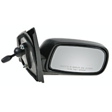 Fits 00-05 Toyota Echo Right Pass w/ Manual Remote Mirror Textured Black