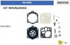 KIT RIPARAZIONE SERIE MEMBRANE membrana CARBURATORE WALBRO K20-WGA (K 20 WGA)